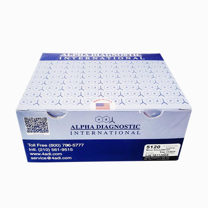 Mouse Anti-Nuclear Antigens (ANA/ENA) Ig s (total (A+G+M) ) ELISA Kit, 96 tests, Quantitative